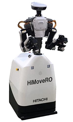 カワダロボティクス(株)製の「次世代産業用ロボットNEXTAGE」搭載モデル